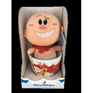 Капитан Подштанник игрушка в кружке DreamWorks