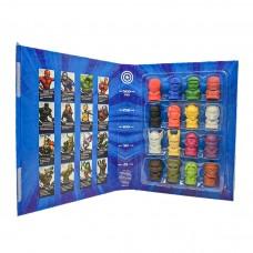 Марвел стиратели полный набор в пенале - коробке