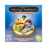 Настольная игра-викторина Trivial Pursuit