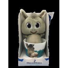 Ослик игрушка в кружке DreamWorks