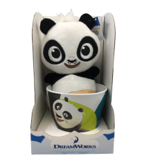 Панда По игрушка в кружке DreamWorks